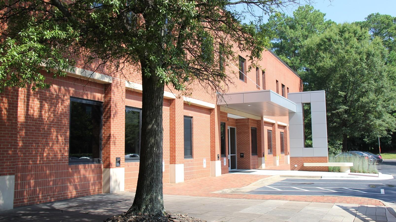 graduate school building