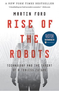 cover of book, Rise of the Robots