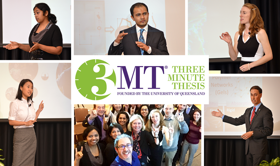 doctoral thesis competition Graduate 3 minute thesis® competition 3 videos of the 2017 ohio university 3 minute thesis® competition winning presentations can be viewed on the ohio.