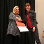 Dean Maureen Grasso and Shana McAlexander