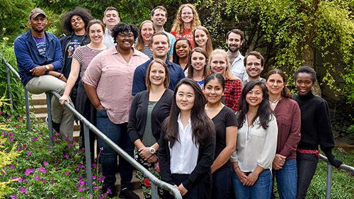 2019 Peer Mentors