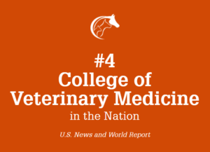 CVM is 4th in the nation, according to US News and World Report