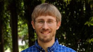 Dr.Zach DeVries, Entomologist
