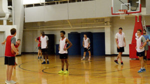 BJ Durham's Club Basketball Team