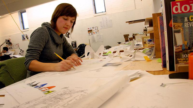 design student